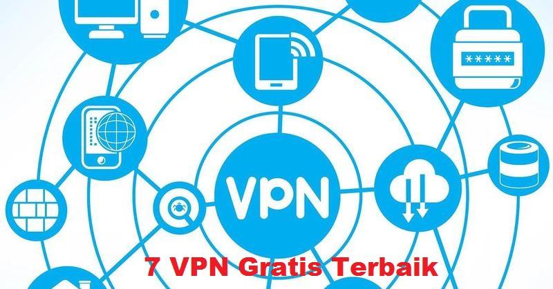 7 Aplikasi VPN gratis Terbaik dan Tercepat