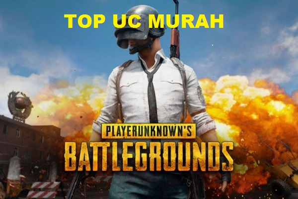 Cara Top Up PUBG Mobile Murah
