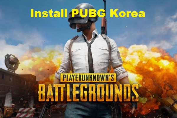 Cara Download dan Install PUBG Mobile Korea