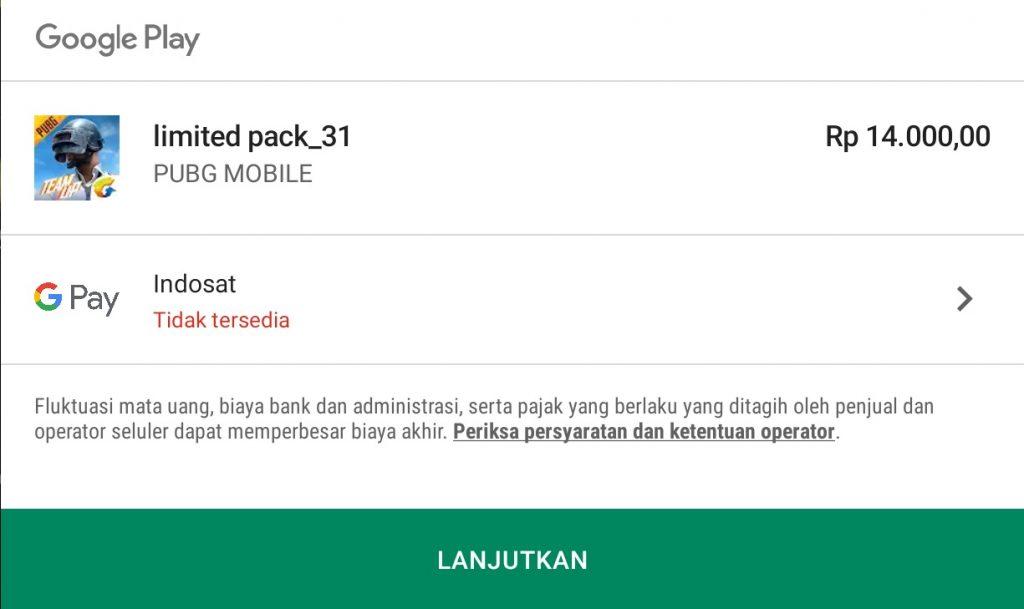 Mengatasi Masalah Pembayaran Google Play