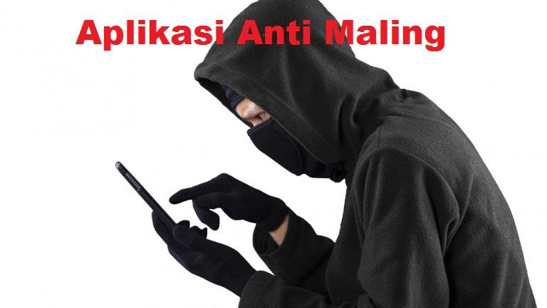 Aplikasi Anti Maling