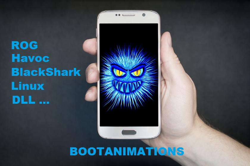 Koleksi Bootanimation Android Keren