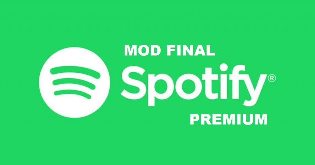 Spotify Premium Apk Final Mod