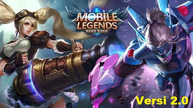 Cara Download dan Install Mobile Legends V 2.0