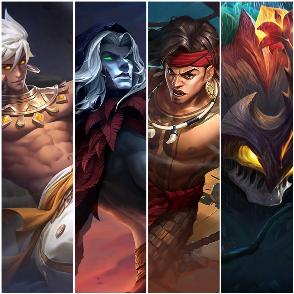 Hero dan Skin Gratis Mobile Legends