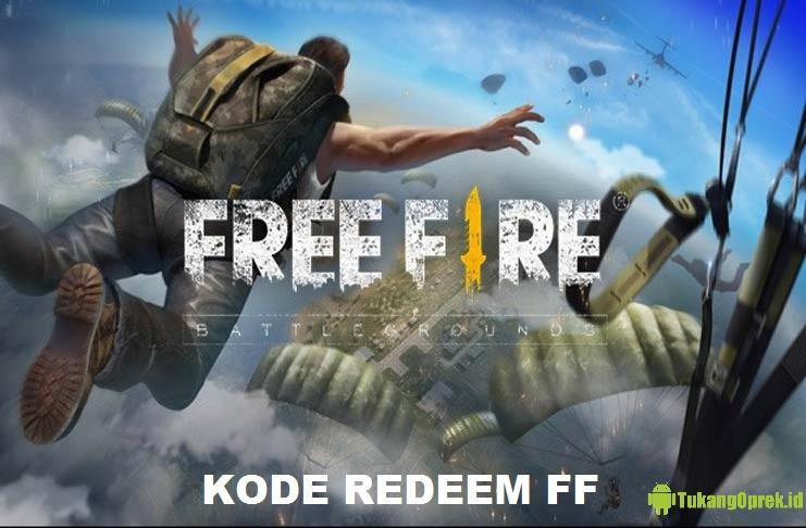 Kumpulan Kode Redeem FF Terbaru
