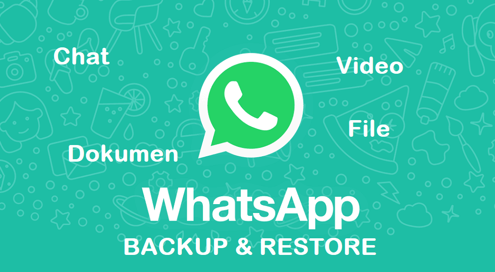 Cara Backup dan Restore WhatsApp