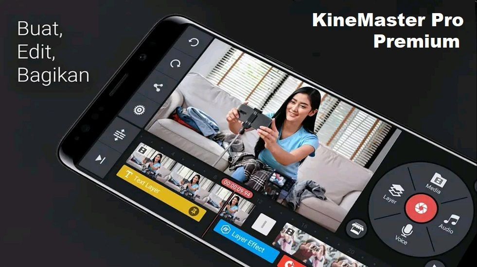 Download KineMaster Pro Premium