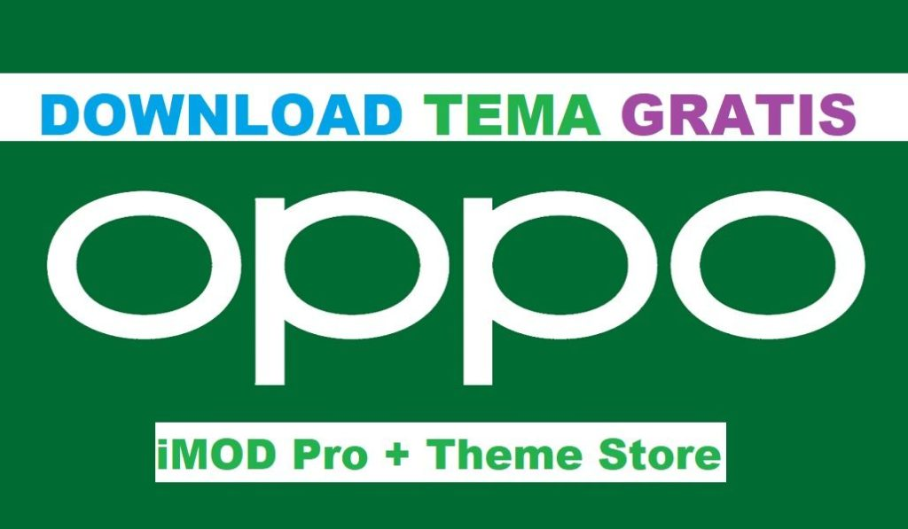 Cara download Tema OPPO Gratis Permanen