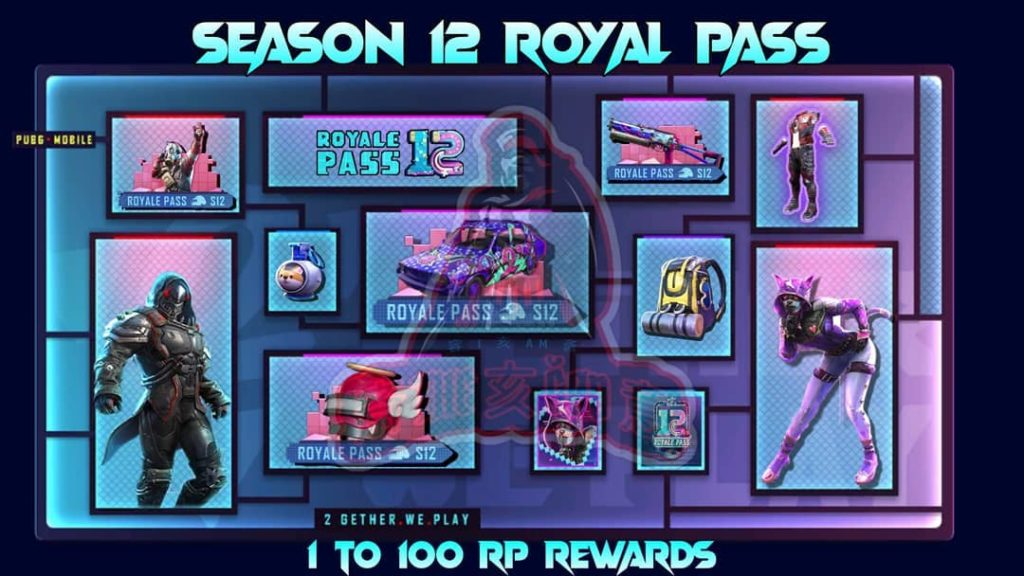 Bocoran Royale Pass Season 12 PUBG Mobile
