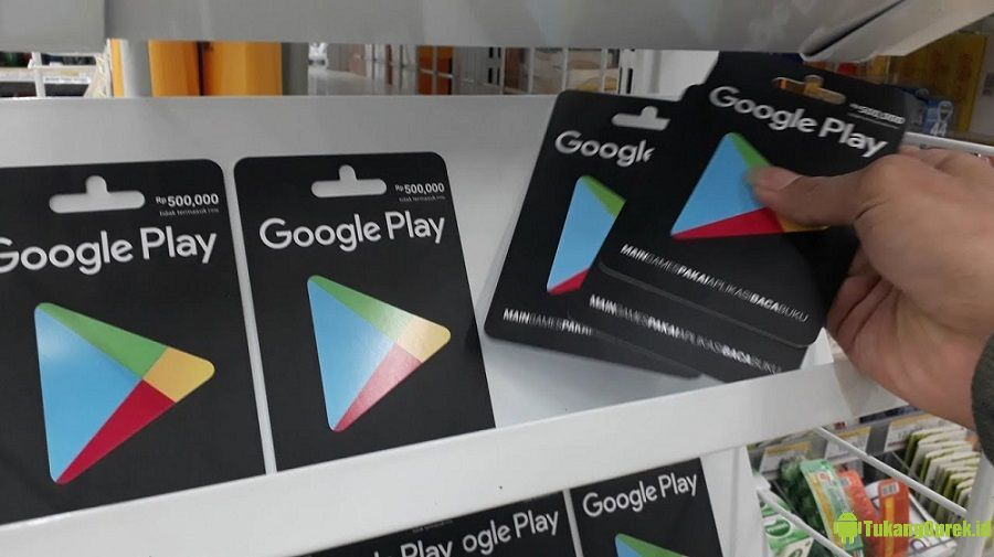Kode Voucher Google Play Gratis