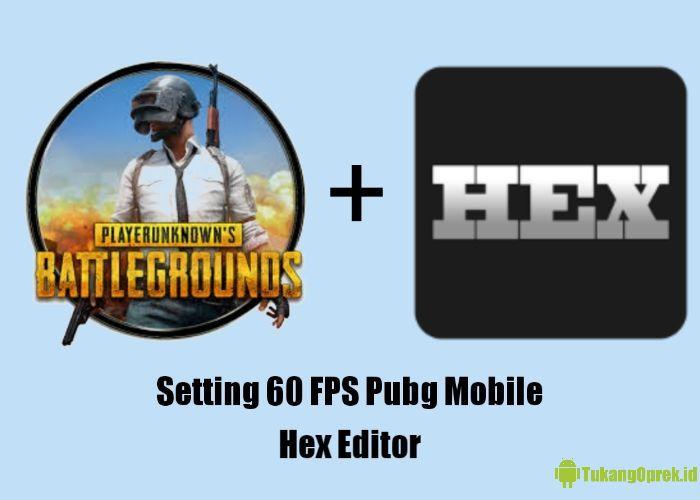 Cara Setting 60 FPS Pubg Mobile dengan Hex Editor