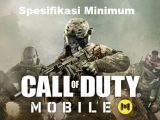 Spesifikasi HP Android Untuk Main Call Of Duty Mobile