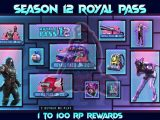 Top-Reward-RP-1-to-100-Season-12-PUBG